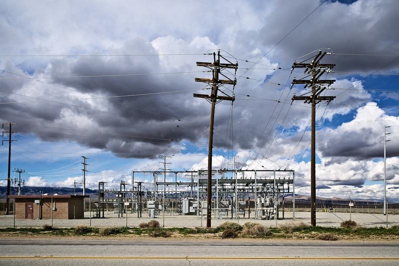 SC Edison Neenatch Substation - Lancaster, CA - 2014