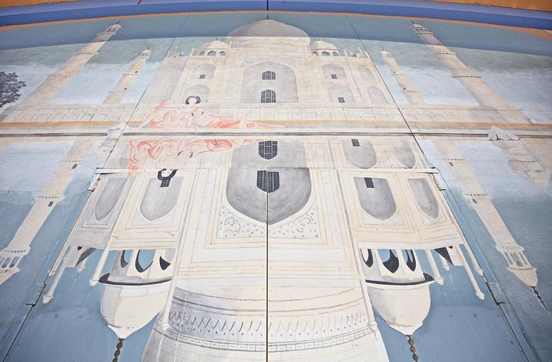 Mural - Riverside County Fairgrounds - Indio, CA - 2016
