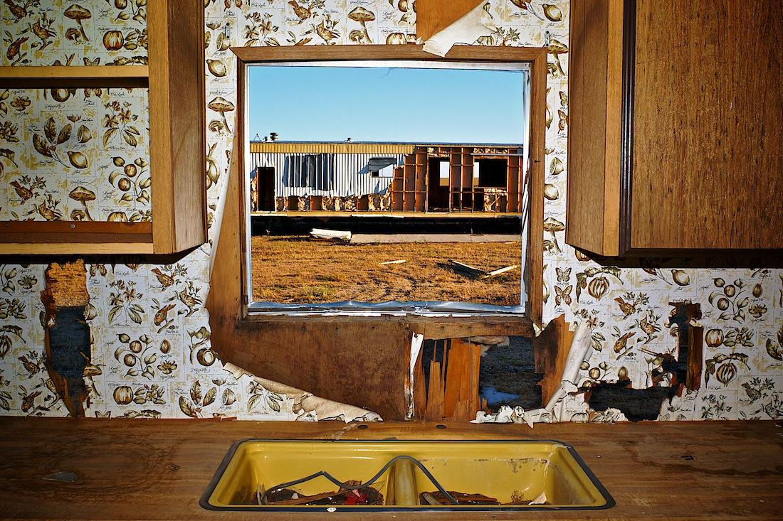 Desert Kitchen - Cinco, CA - 2010