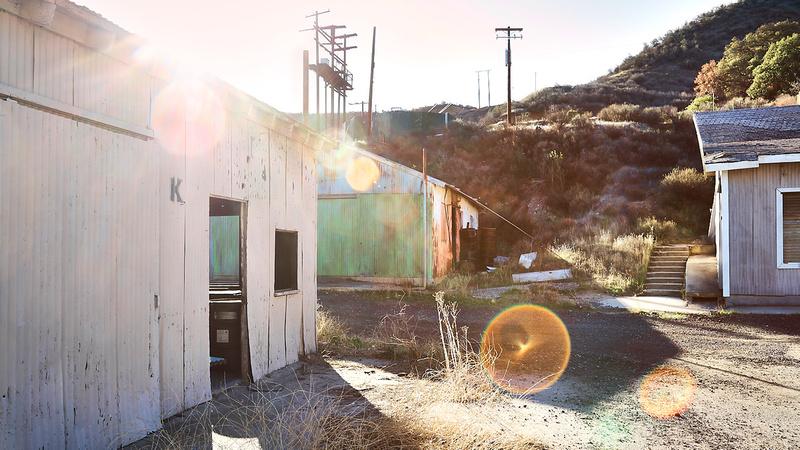 Building K – Whittaker-Bermite Site – Santa Clarita, CA – 2017