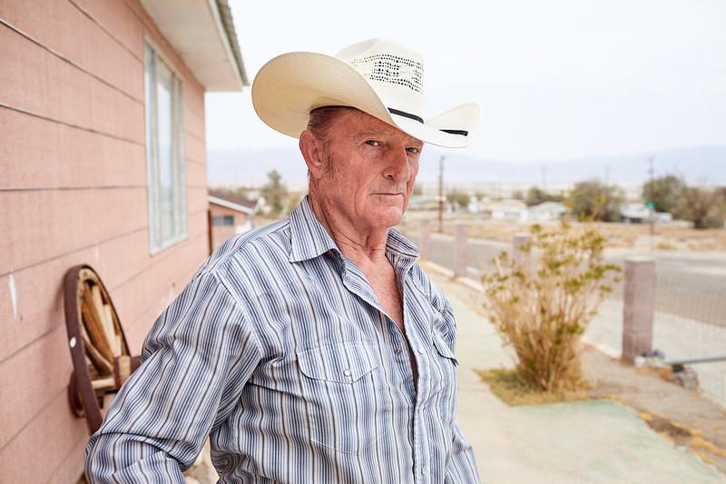 Benny Eldridge - Argus, CA - 2014