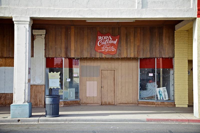 Ropa de Calidad - Main Street - Brawley, CA - 2014