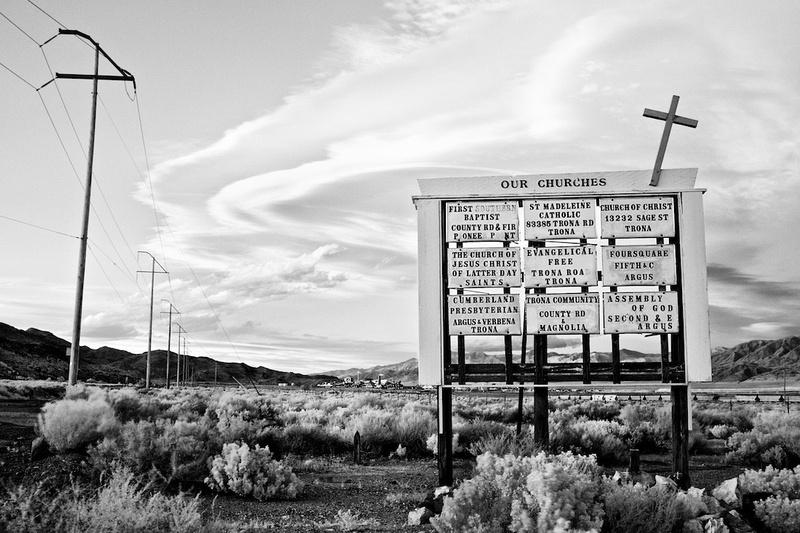 Our Churches (Sierra Wave) - Trona, CA - 2011