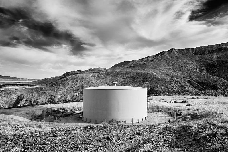 Water Tank - Lone Pine, CA - 2013