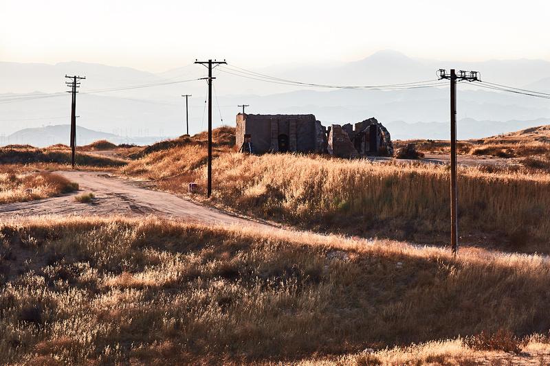 Movie Set Exterior – Whittaker-Bermite Site – Santa Clarita, CA – 2017