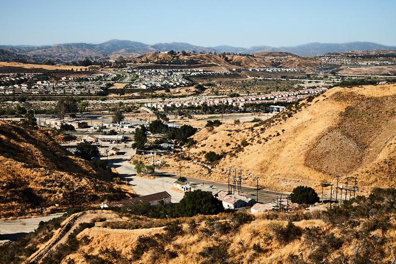 Whittaker-Bermite Site & Santa Clarita View – Santa Clarita, CA – 2017