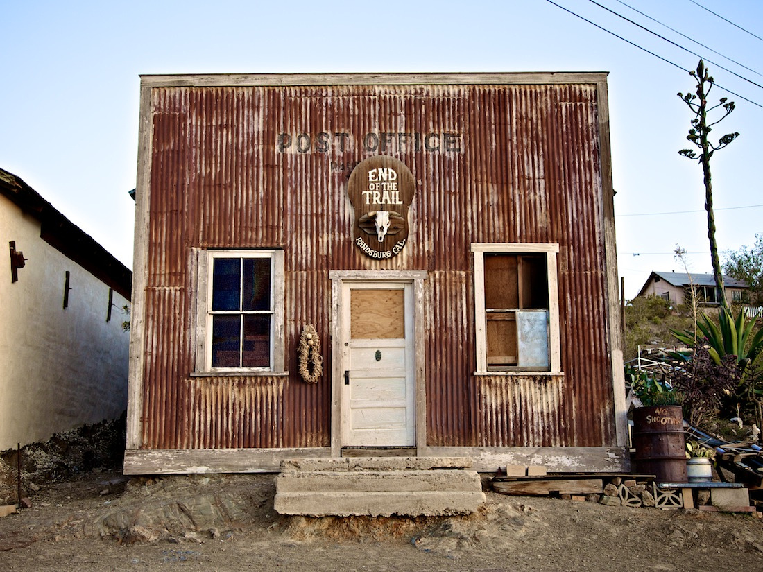 'Post Office' - Butte St - Randsburg, CA - 2014