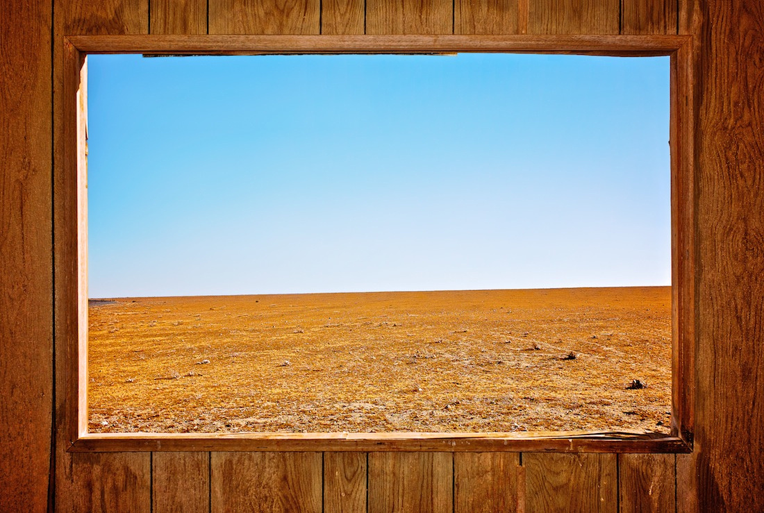 Desert Dispatches | AN ENDLESS EXPANSE OF NOTHINGNESS