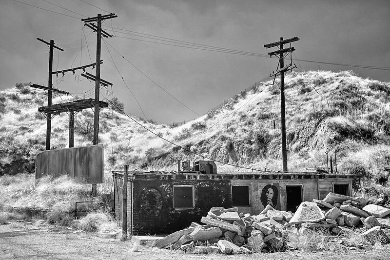 Building & Rubble – Whittaker-Bermite Site – Santa Clarita, CA – 2017