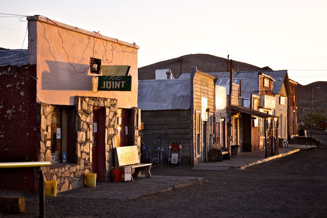 The Joint - Butte St - Randsburg, CA - 2014