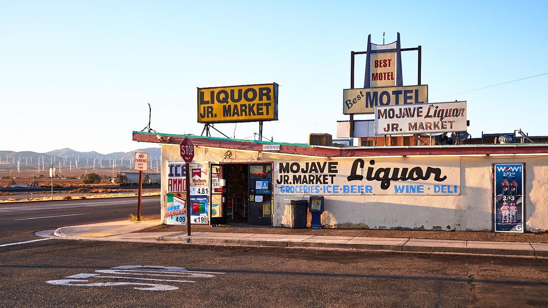 Stop-Liquor Jr Market – Mojave, CA – 2016