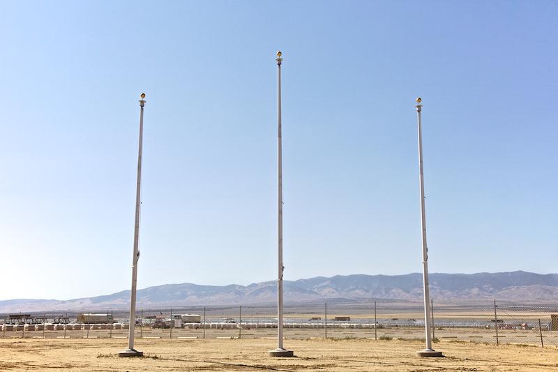 First Solar NRG Alpine Project - Lancaster, CA - 2012
