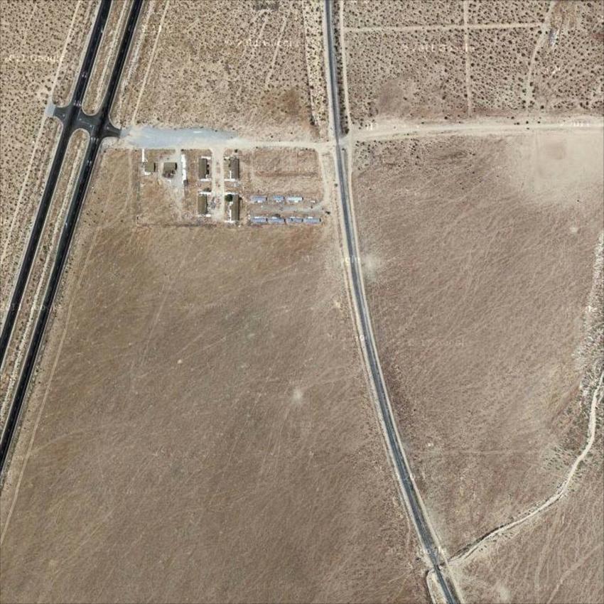 Google Earth - Cinco, CA - Overview 1