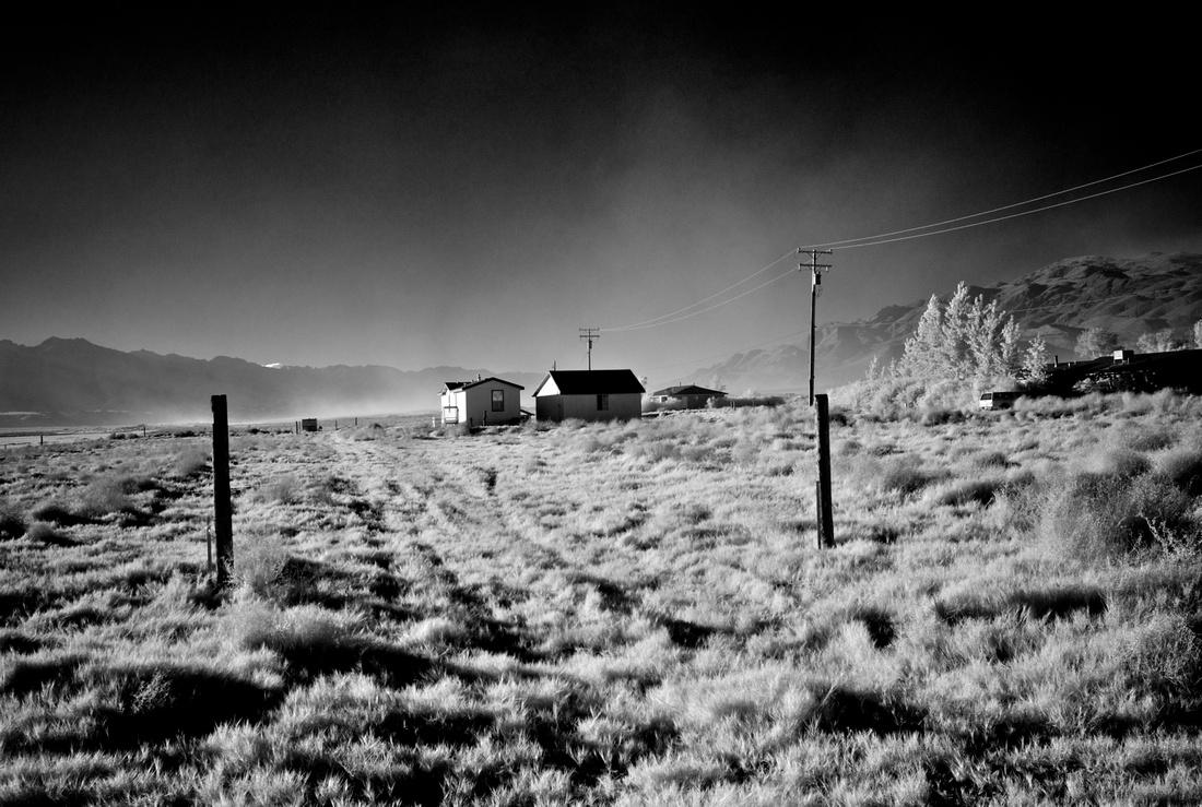 Dust Storm - Keeler, CA - 2013