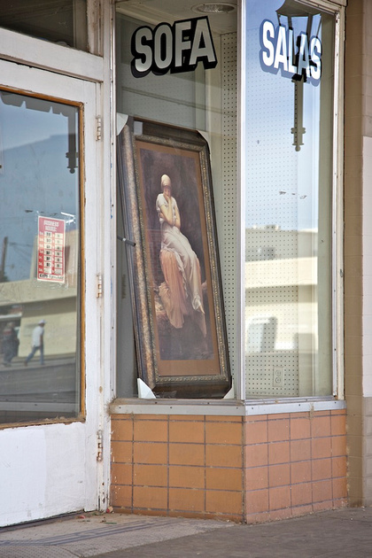 Furniture Store - Main Street - Brawley, CA - 2014